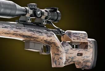 Kelbly Rifles | Custom Rifles | Custom Rifle Actions | Rifle